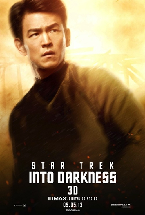 Star Trek Into Darkness John Cho