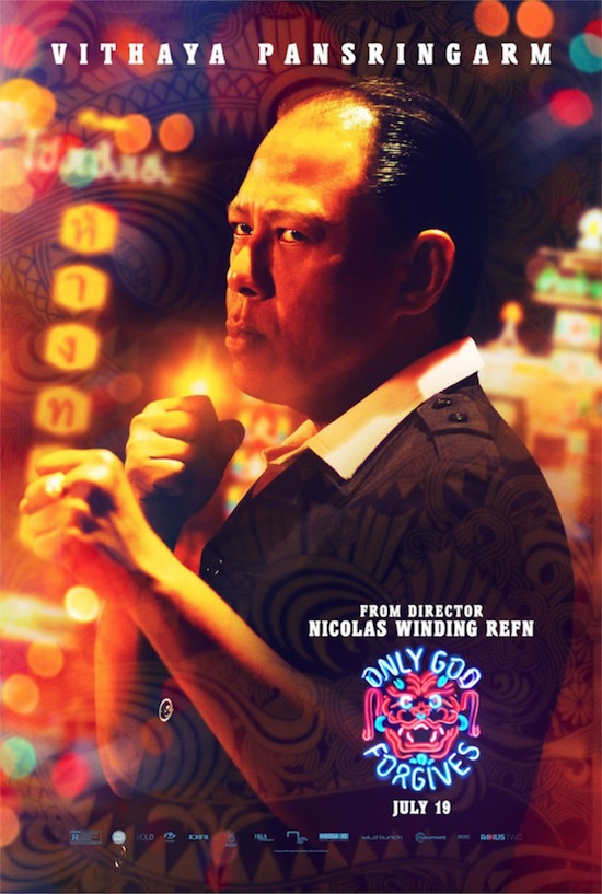Only God Forgives Vithaya Pansringarm