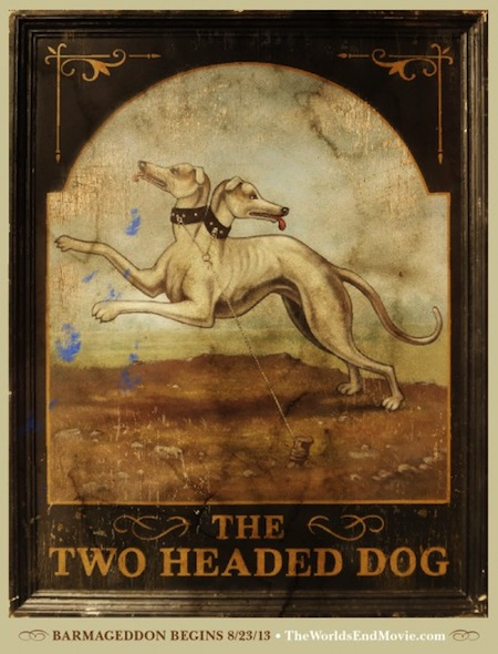 The World's End The Two Headed Dog