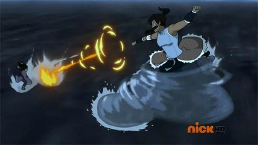 s02e05_4 korra fights twins