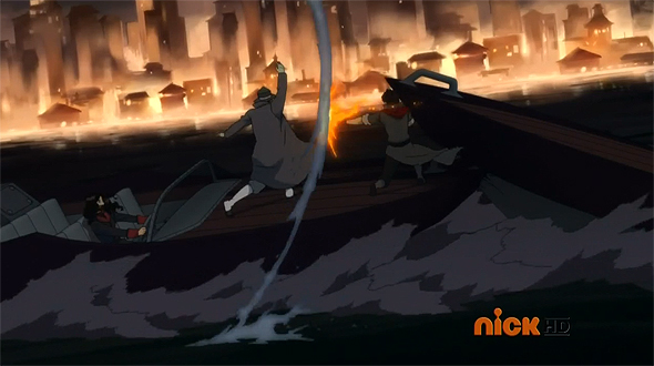 LoK s02e06_3 battle on the bay