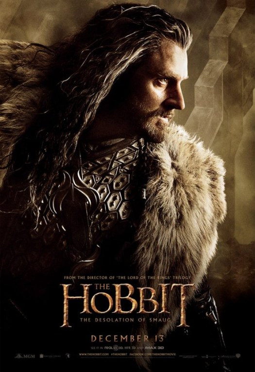 The Hobbit: The Desolation of Smaug - Thorin