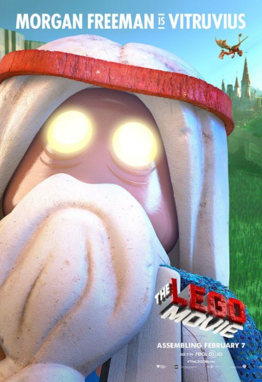 Lego Movie Vitruvius