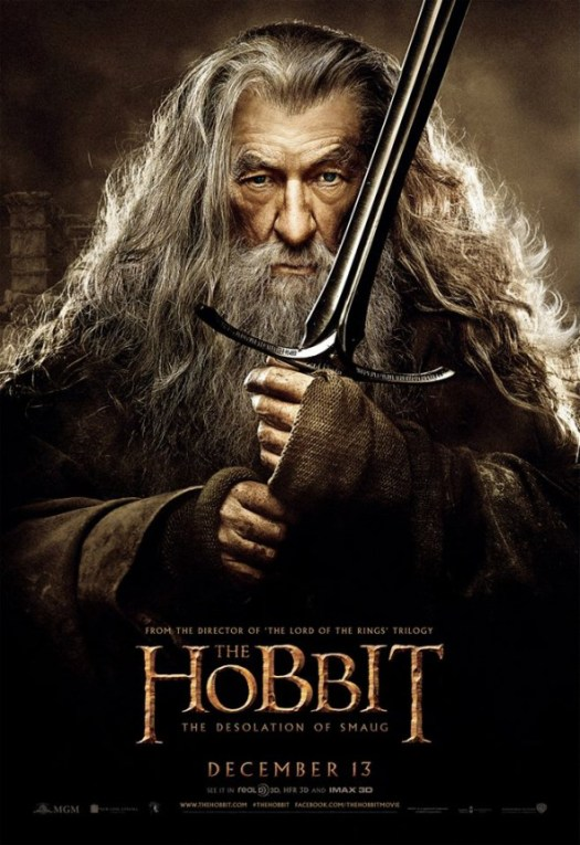 The Hobbit: The Desolation of Smaug - Gandalf