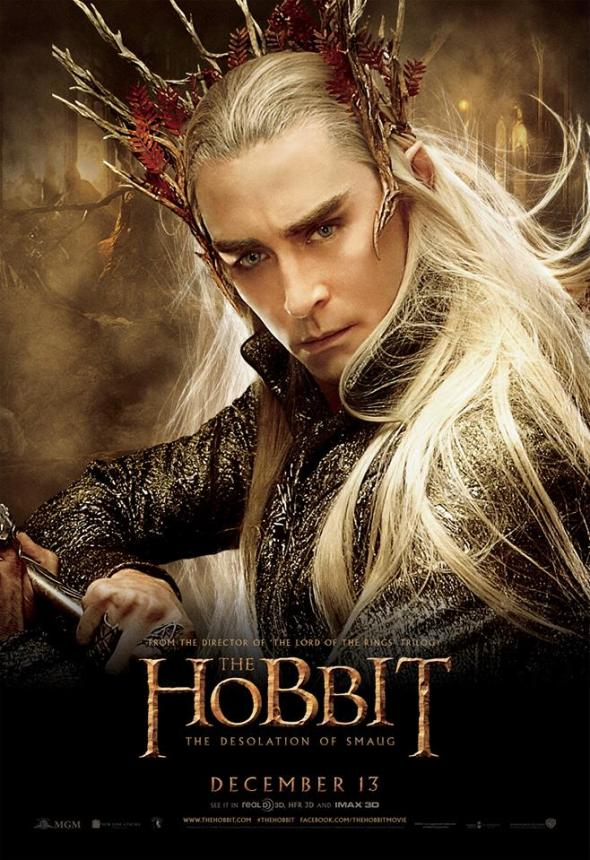 The Hobbit: The Desolation of Smaug - Thranduil