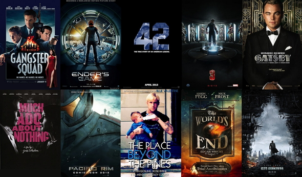 Most Anticipated 2013