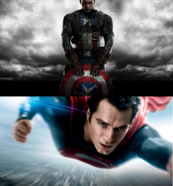 Captain America vs. Superman