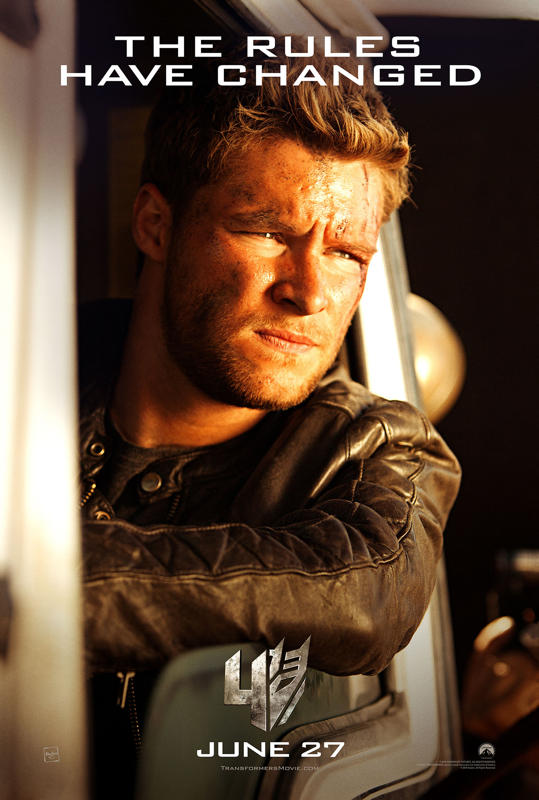 Transformers: Age of Extinction Jack Reynor