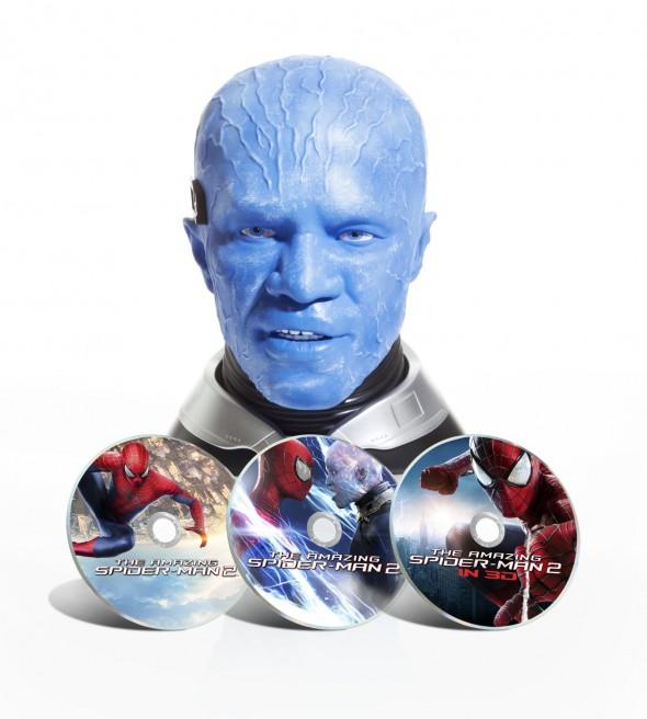 Amazing Spider-Man 2 Blu-Ray