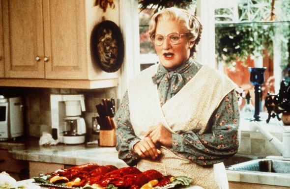 Mrs Doubtfire Robin Williams