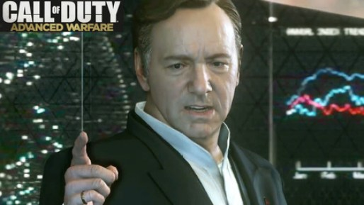 CoD Kevin Spacey