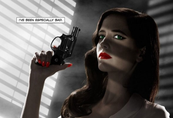 Sin City: A Dame To Kill For / Eva Green