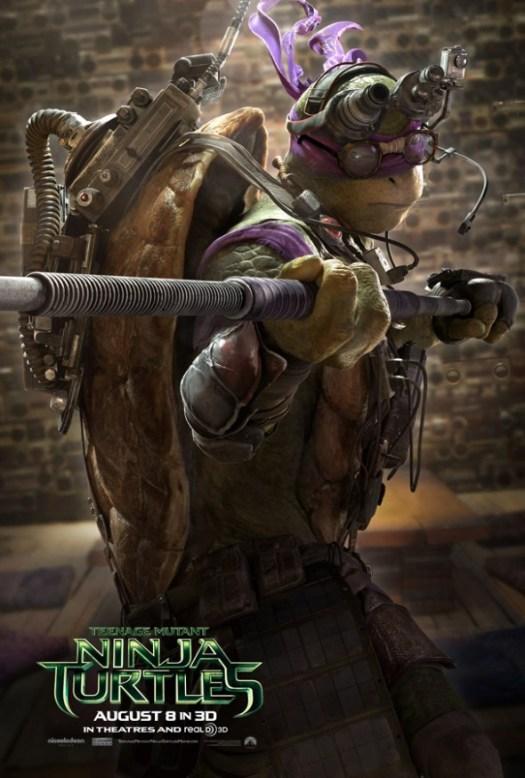 Teenage Mutant Ninja Turtles / Donatello
