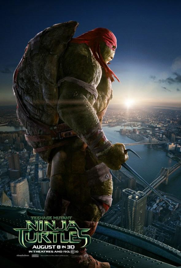 Teenage Mutant Ninja Turtles / Raphael