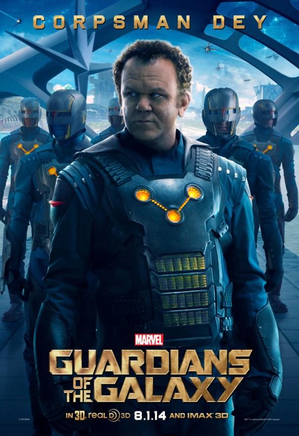 Guardians of the Galaxy / Rohmann Dey