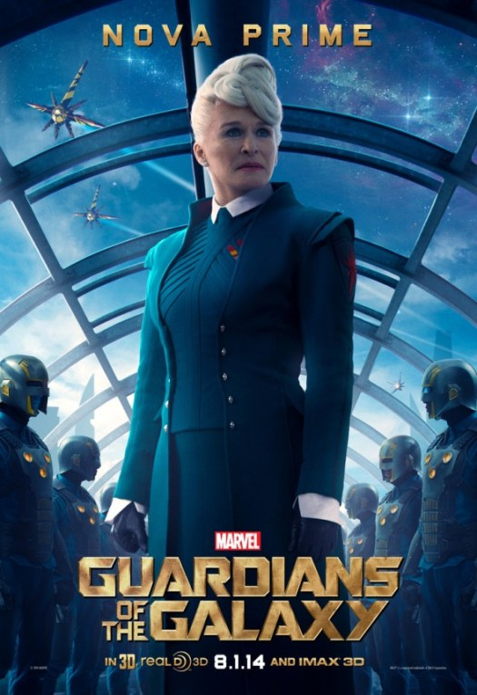 Guardians of the Galaxy / Nova Prime