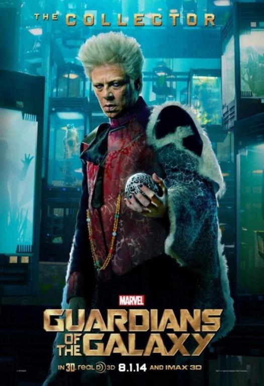 Guardians of the Galaxy / Benicio del Toro / The Collector