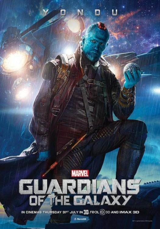 Guardians of the Galaxy / Michael Rooker / Yondu