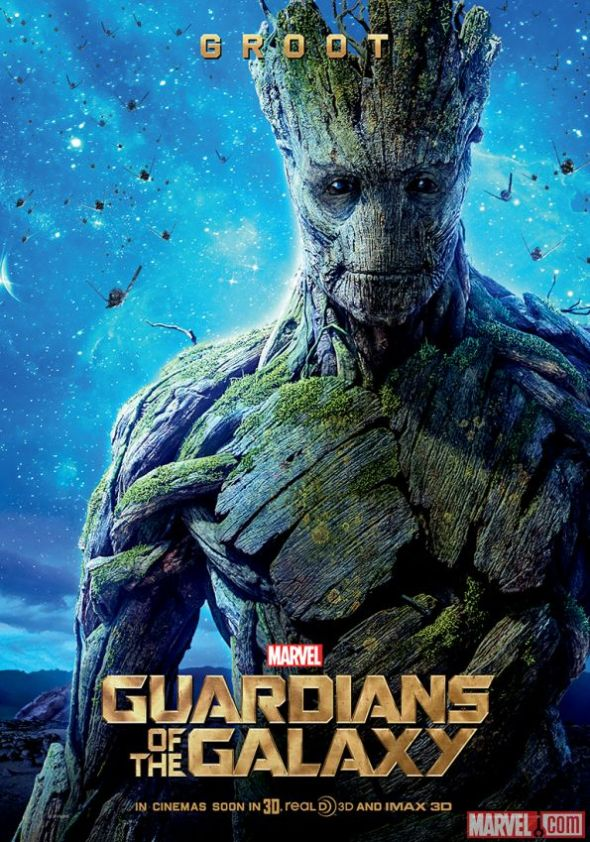 Guardians of the Galaxy / Groot