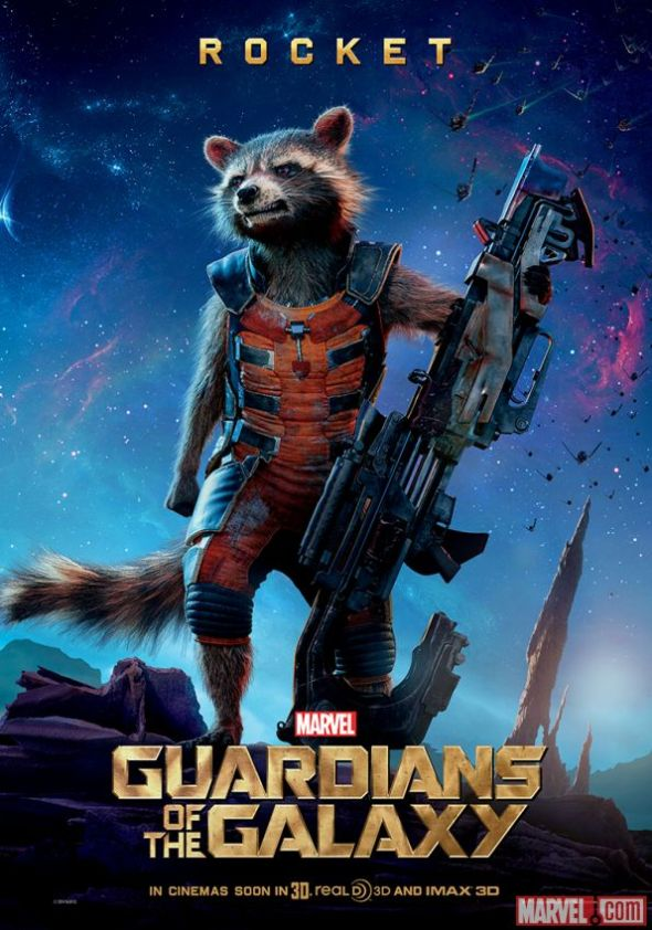 Guardians of the Galaxy / Rocket