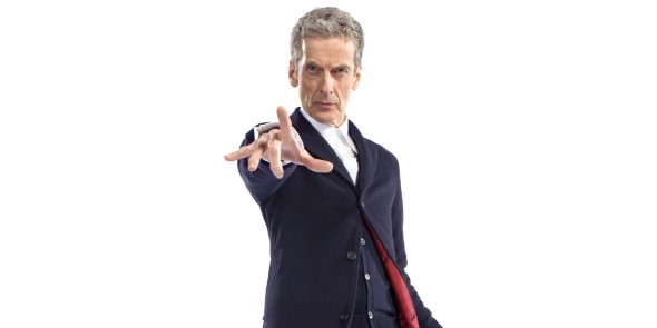 New Doctor Who costume