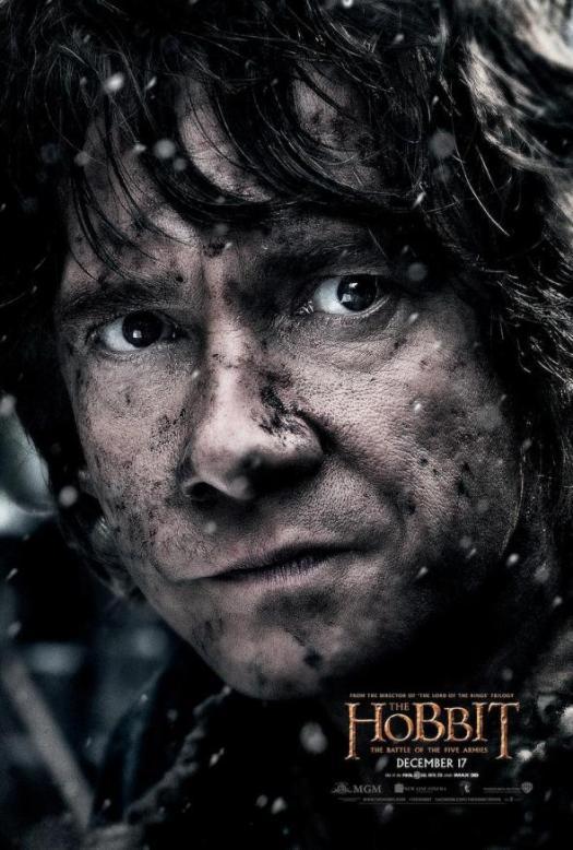 The Hobbit: The Battle of the Five Armies / Bilbo / Martin Freeman