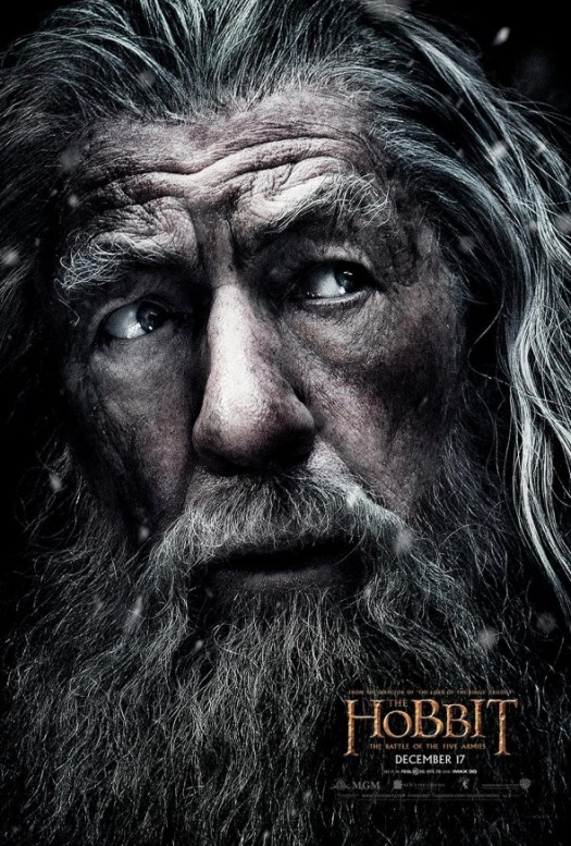 The Hobbit: The Battle of Five Armies / Gandalf