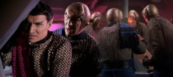 Star Trek / The Balance of Terror