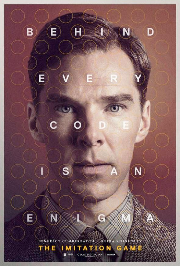 The Imitation Game / Benedict Cumberbatch