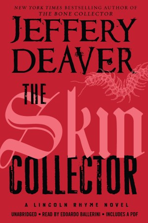 The-Skin-Collector-Jeffery-Deaver