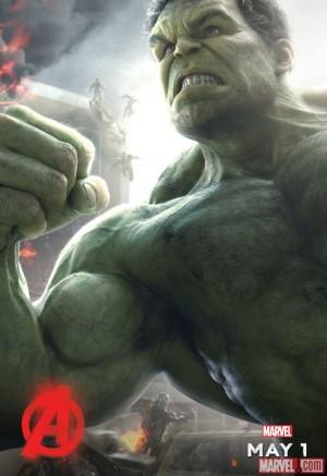 Avengers: Age of Ultron / Hulk