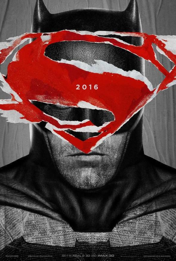 Batman v Superman IMAX Batman