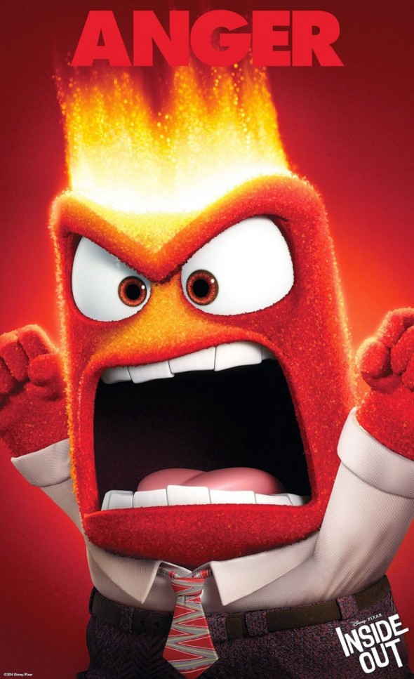 Inside Out / Anger
