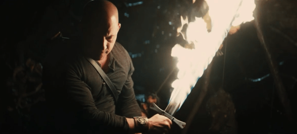 Vin Diesel / The Last Witch Hunter