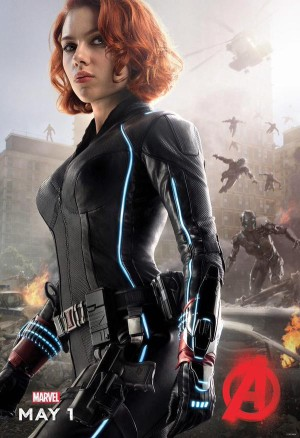 Avengers: Age of Ultron / Black Widow