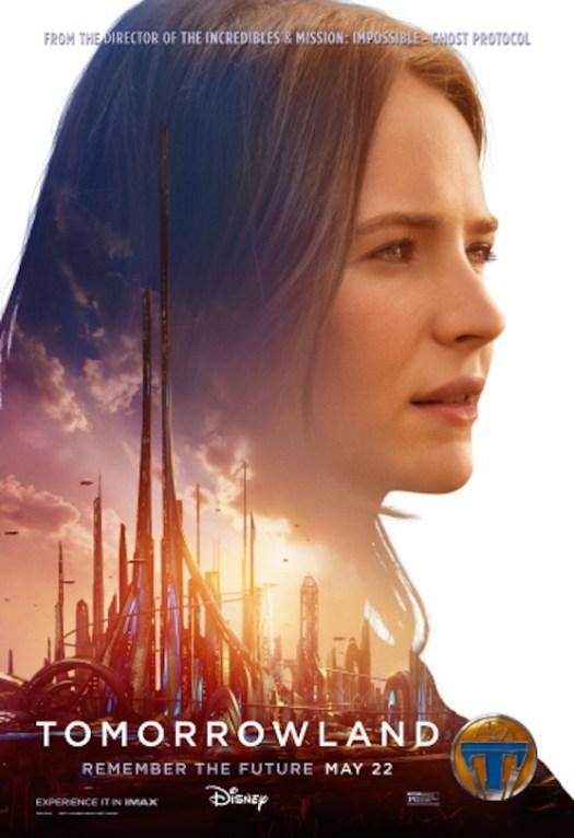 Tomorrowland / Britt Robertson