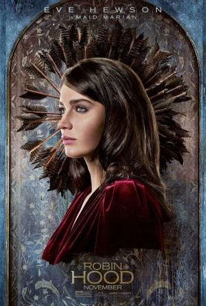 Eve Hewson / Robin Hood