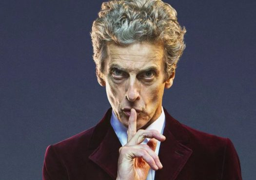 Peter Capaldi / Doctor Who