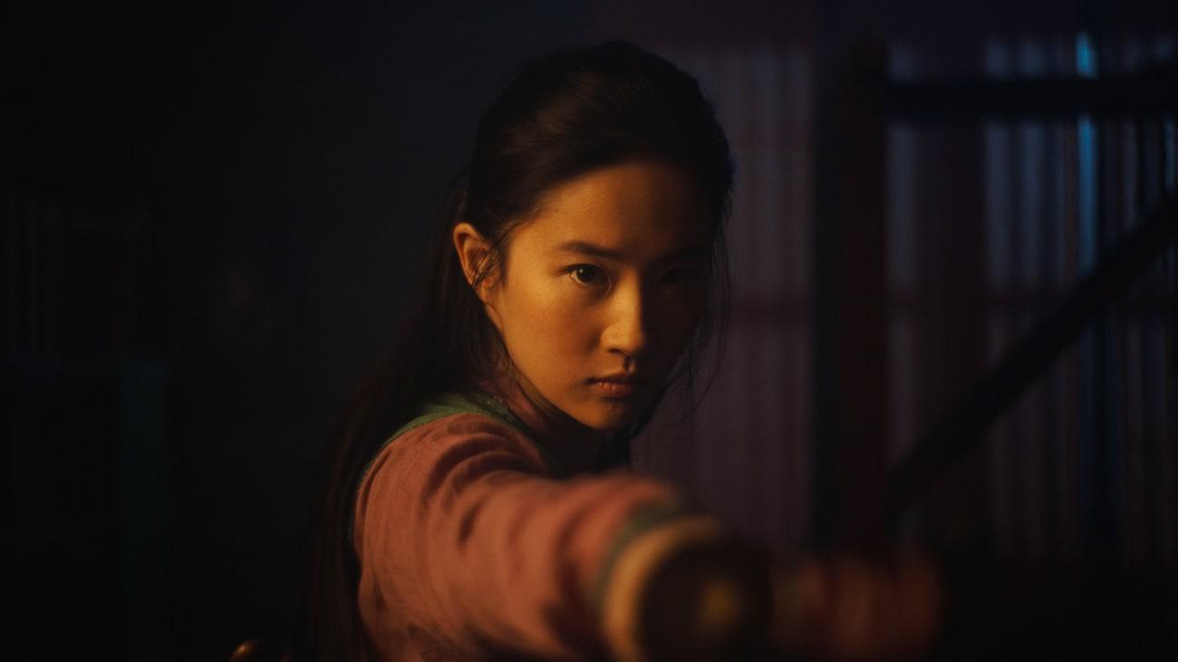 Mulan / Lui Yifei
