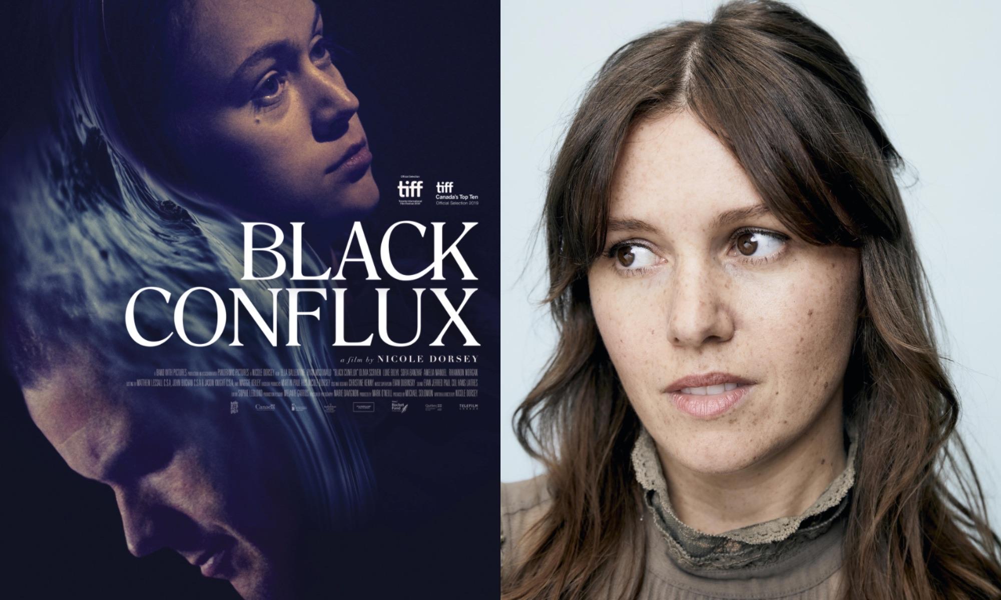 NICOLE DORSEY, BLACK CONFLUX, TIFF X, SAMSUNG STUDIO
