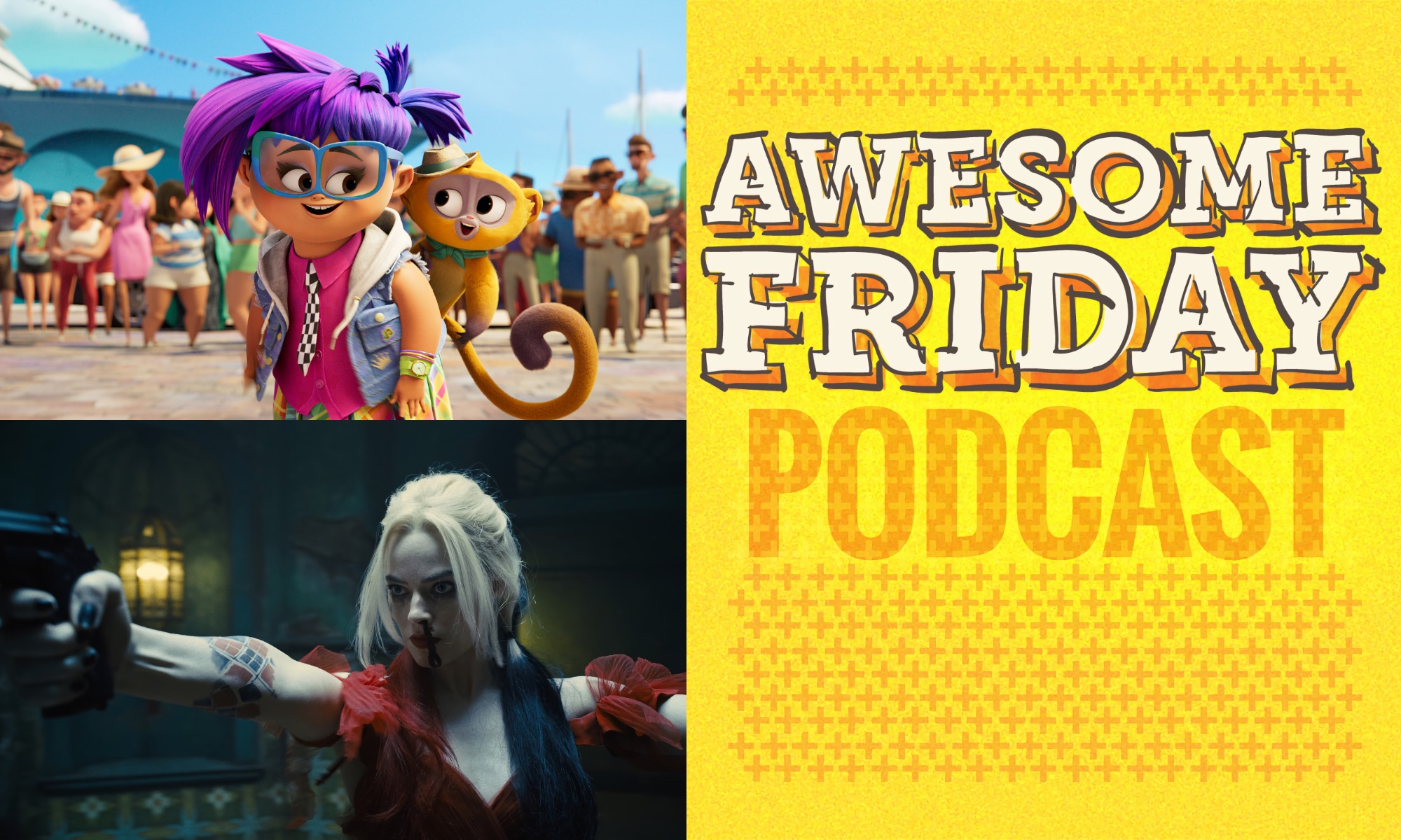 Awesome Friday Podcast Vivo & The Suicide Squad