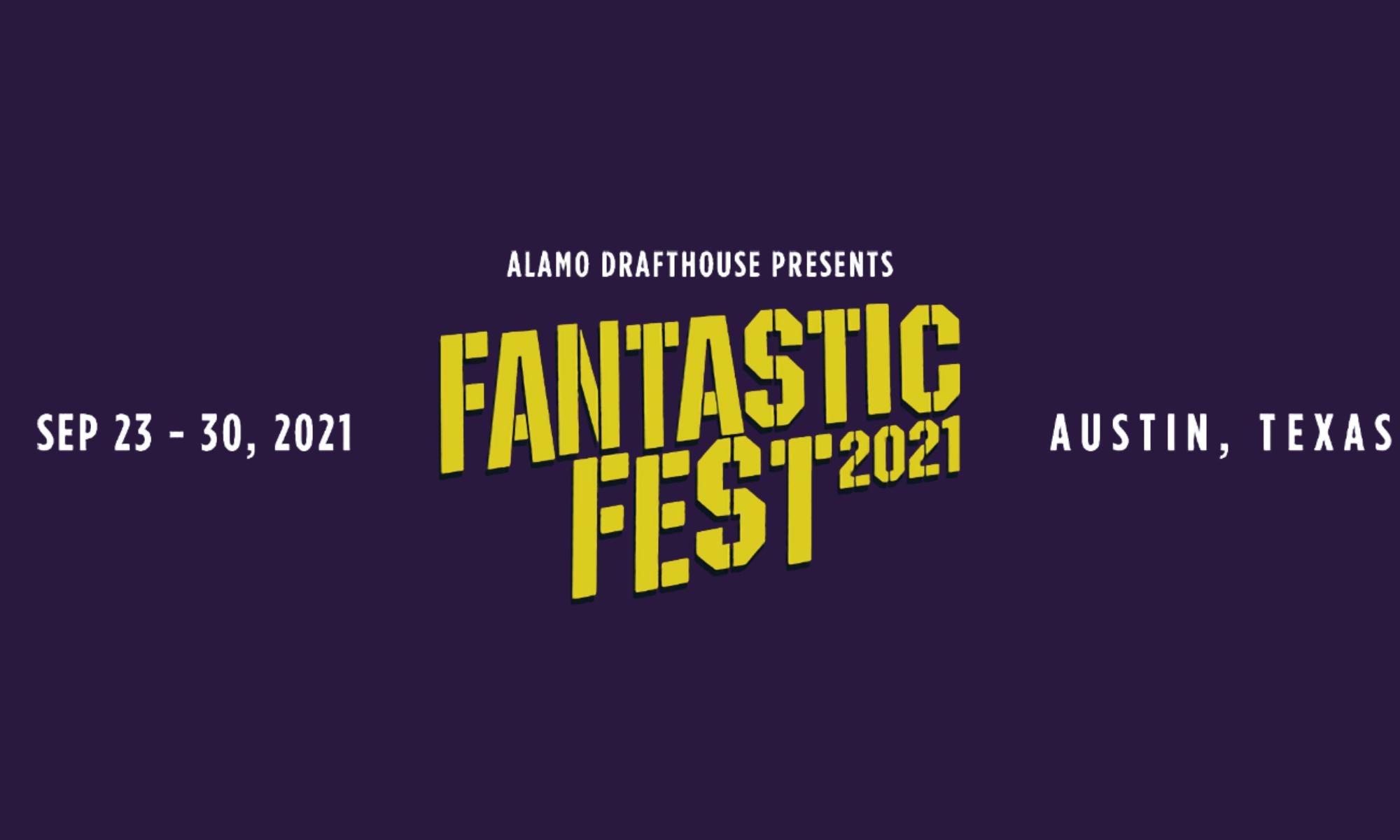 Fantastic Fest 2021 Festival_Header