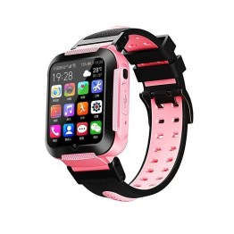 pink E7 kids smart watch face time