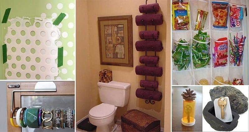 20 Creative DIY Ideas For Your Home