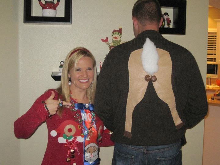 15 Seriously Ugly Christmas Sweater Ideas That Are