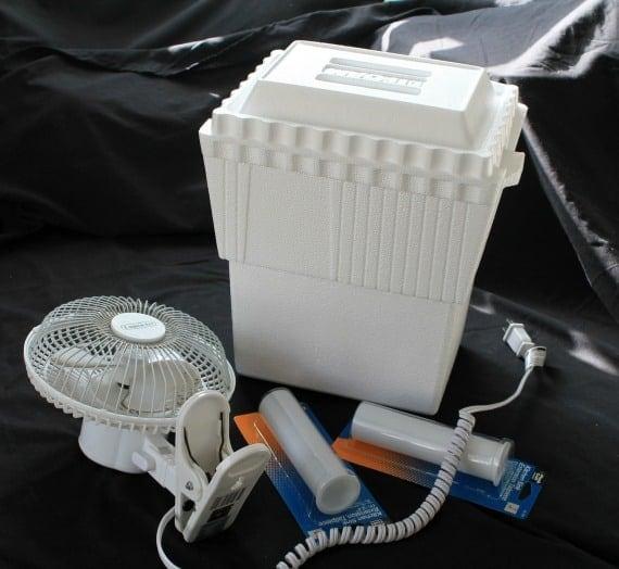 DIY Air Conditioner2