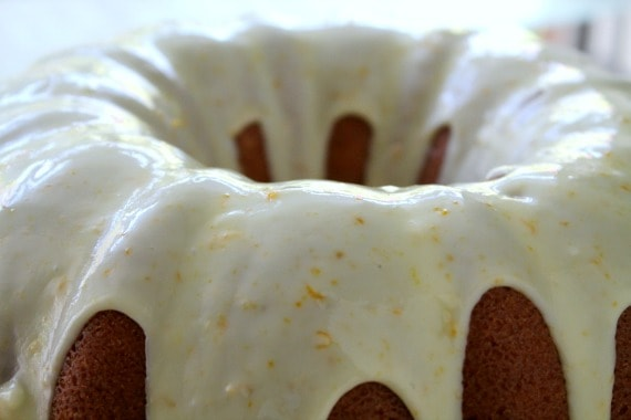 Citrus Bundt Cake from Awesome on 20