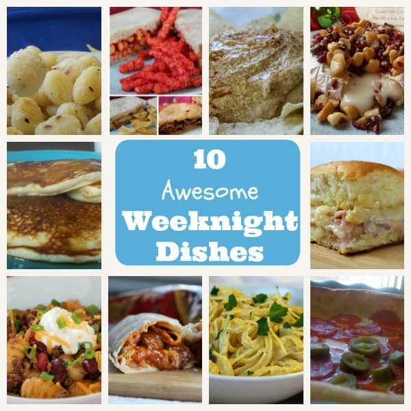 Weeknight Dishes