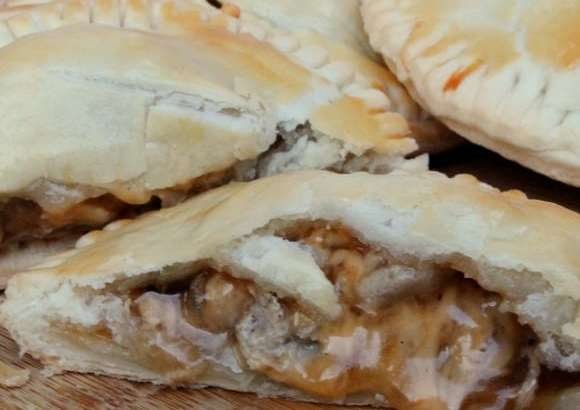Pork and Onion Hand Pies   How to be Awesome on $20 a Day