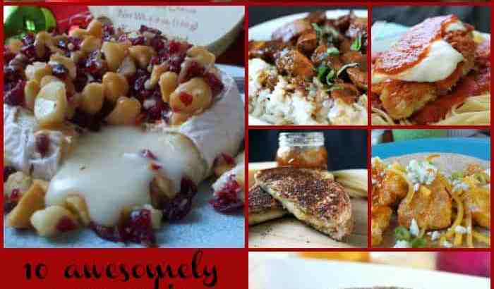 10 Awesomely Romantic Recipes for Two